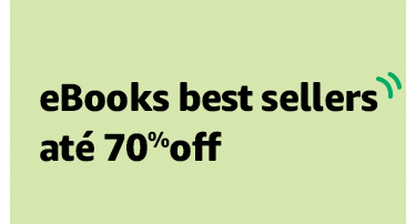 eBookss best sellers até 70% off