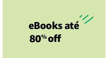 eBooks até 80% off