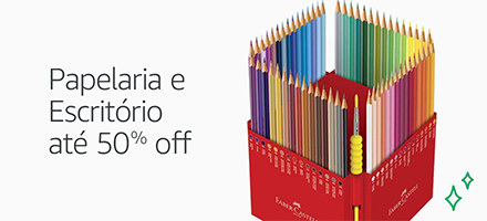 Semana Black Friday | Papelaria até 50% Off