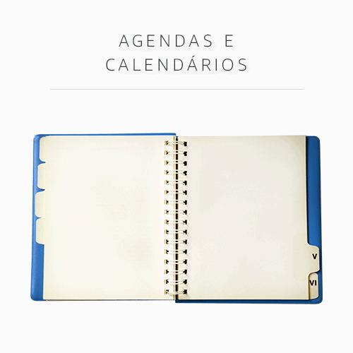 Agendas e Calendários