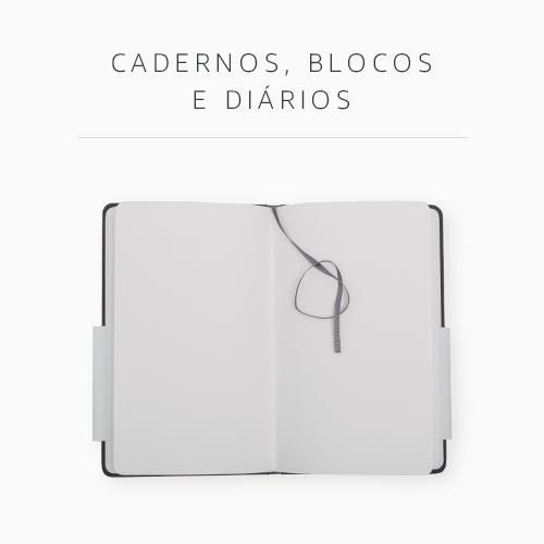 Cadernos e Blocos