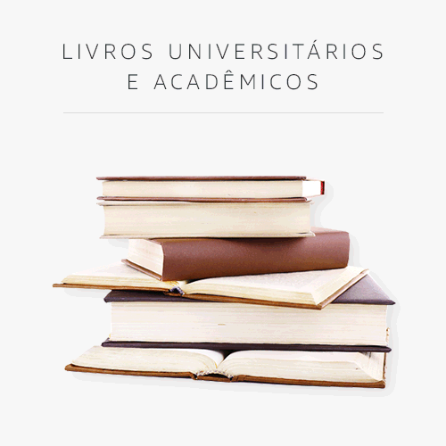 Livros universitários e Acadêmicos