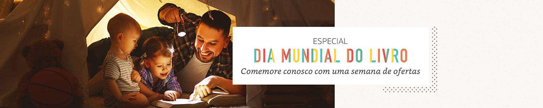 Especial Dia Mundial do Livro: junte-se a nós para comemorar a leitura