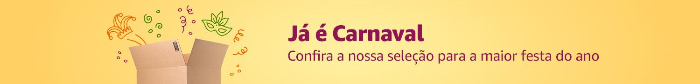 Já é Carnaval: confira a nossa seleção para a época mais festiva do ano