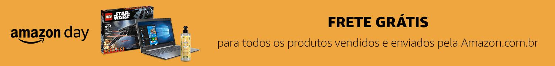 frete grátis para todos os produtos vendidos e enviados pela amazon.com.br