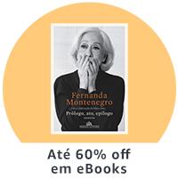 Até 50% off em eBooks