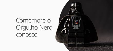 Comemore o orgulho nerd conosco