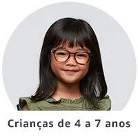 Crianças de 4 a 7 anos