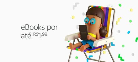 eBooks por até R$ 1,99