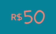 Ofertas até 50 reais