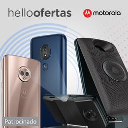 Motorola até 30% off