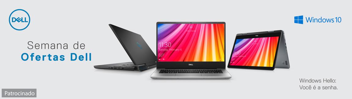 Semana de Ofertas Dell. Windows Hello: Você é a senha
