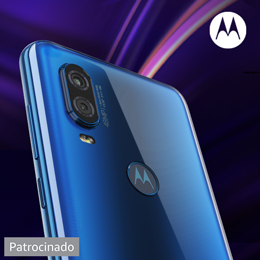 Motorola One Vision Azul Safira