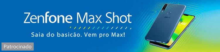 Zenfone Max Shot. Saia do basicão, vem pro Max!