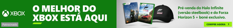 Xbox. Patrocinado