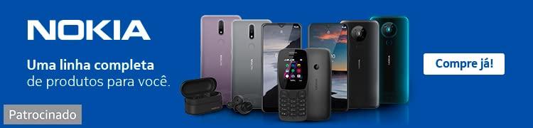 Nokia. Patrocinado.