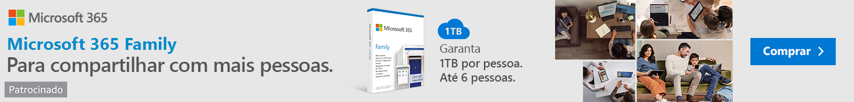 Microsoft. Patrocinado.