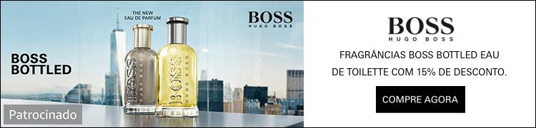 Hugo Boss. Patrocinado