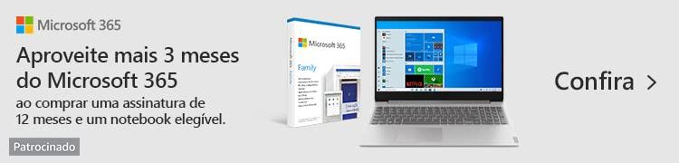 Microsoft. Patrocinado