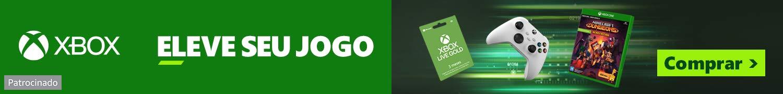 Xbox . Patrocinado