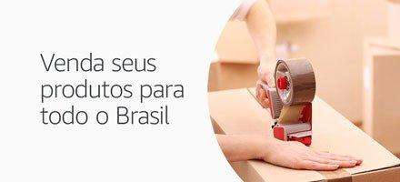 Serviços: Venda os seus produtos para todo o Brasil