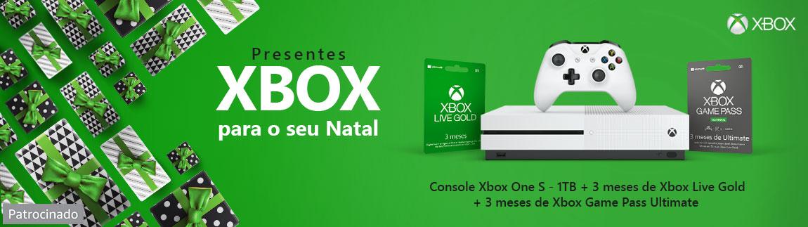Natal com Xbox