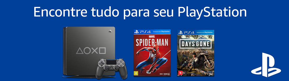 Tudo para seu PlayStation