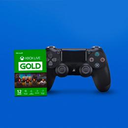 Até 30% off em games e consoles