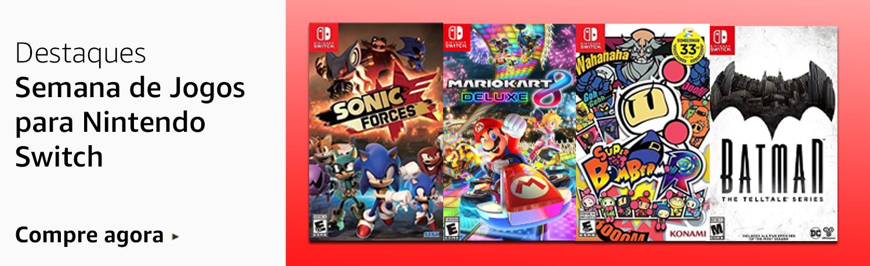 Jogos para Nintendo Switch