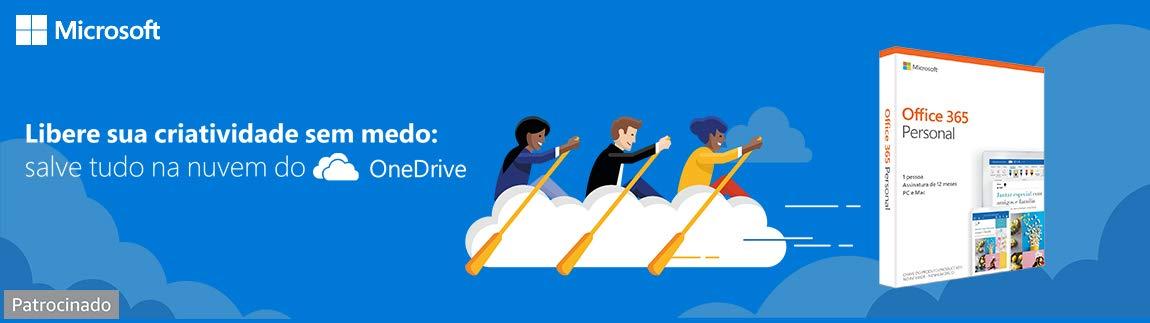 Oferta em Office 365 Personal