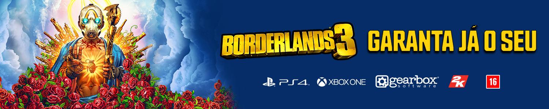 Lançamento Bordelands 3