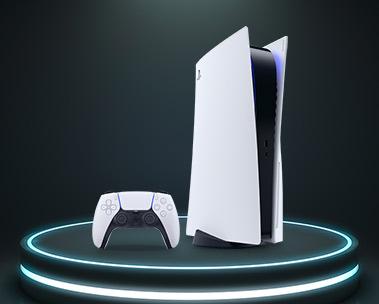 Garanta seu PlayStation 5 na pré-venda