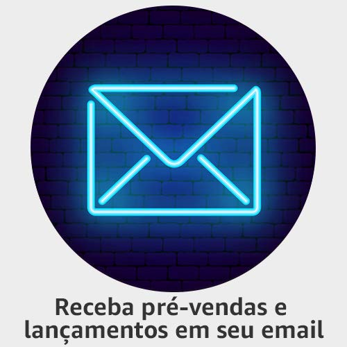 Receba pré-vendas e lançamentos em seu email