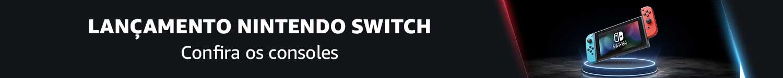 Lançamento Nintendo Switch