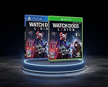 Lançamento Watch Dogs Legion