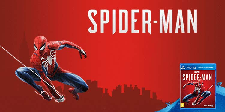 SpiderMan PlayStation 4