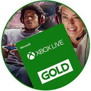 Live Gold Xbox