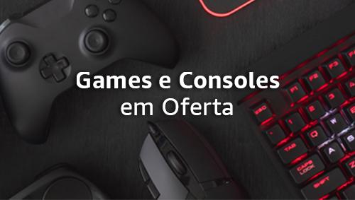 Games e Consoles em Oferta