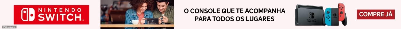 Nintendo. Patrocinado.