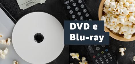 Até 30% off em DVD e Blu-ray