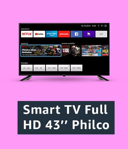 "Smart TV Full HD 43"" Philco"