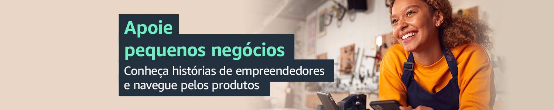Apoie pequenos negócios