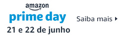 Amazon Prime Day 21 e 22 de junho - Saiba mais