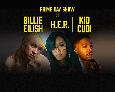 Prime Day Show: Assista agora