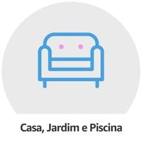 Casa, Jardim e Piscina