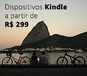 Kindle a partir de R$ 299