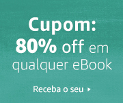 80% of em qualquer eBook. Clique e receba!