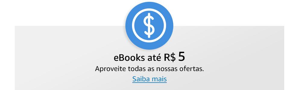 eBooks até R$5