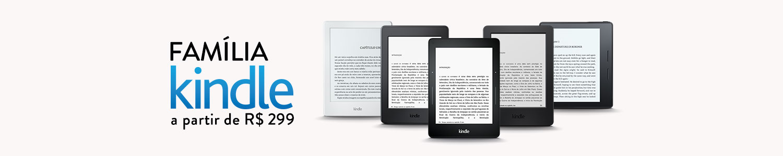 Familia Kindle a partir de R$299