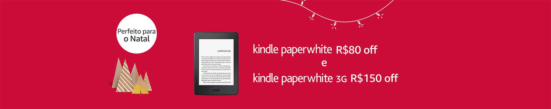 Kindle: perfeito para o Natal